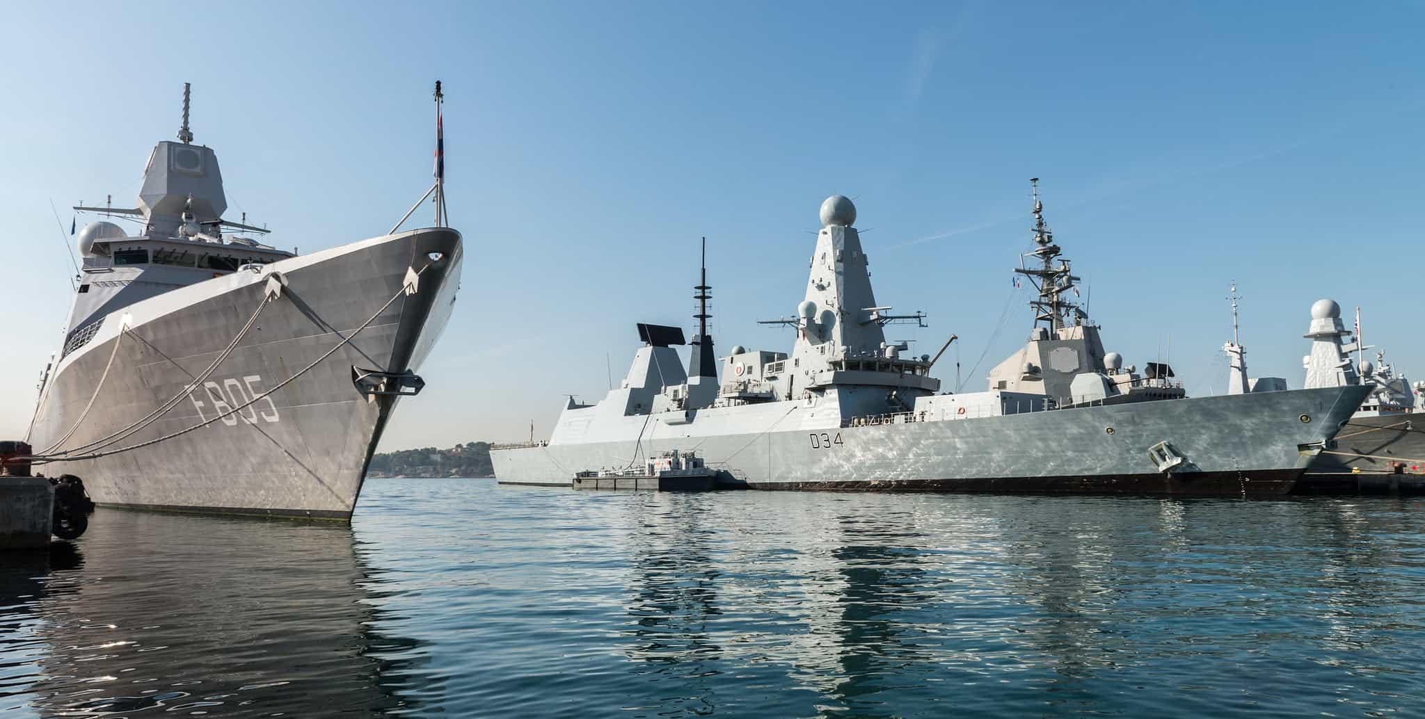 Miecznik - nowa fregata? / Portal Stoczniowy