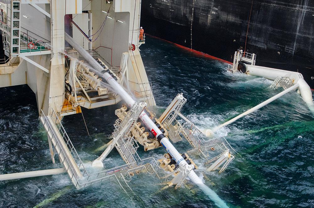Gazprom: do zbudowania zostało tylko 5 proc. morskiej części Turk Stream