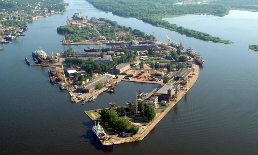 Zielona stocznia, stocznia Gryfia / Portal Stoczniowy