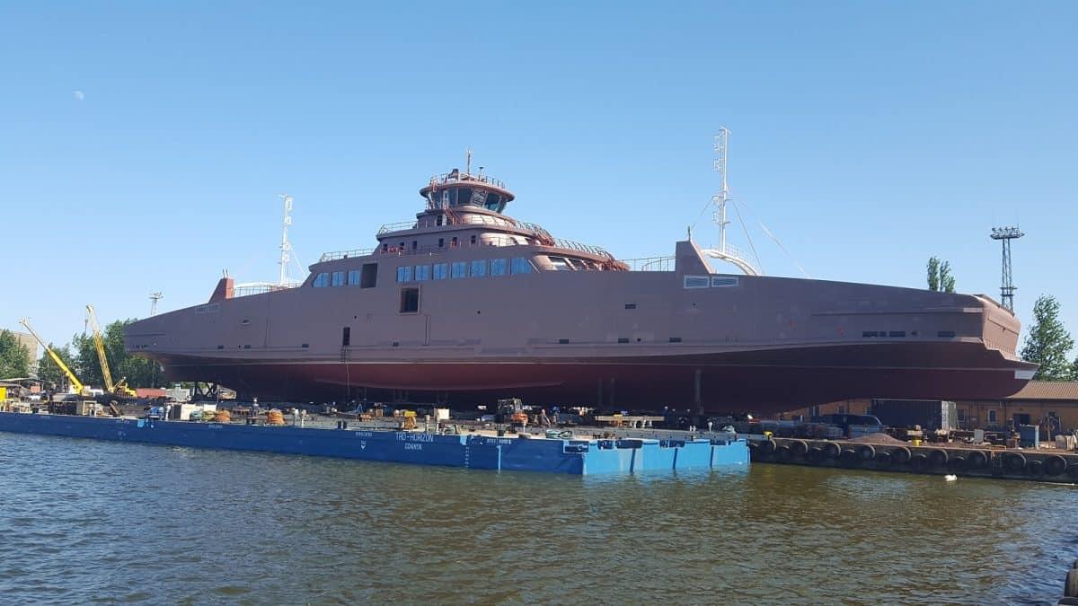 Montex Shipyard - Portal Stoczniowy
