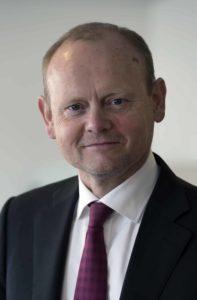 Gunnar Wieslander, szef Saab Kockums. Fot. Grupa Saab.