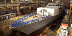 BAE Systems zbuduje fregaty dla Royal Australian Navy.