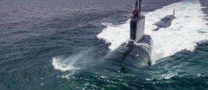 Okręt podwodny US Navy / Portal Stoczniowy