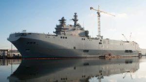 Rosyjski okręt desantowy / Portal Stoczniowy