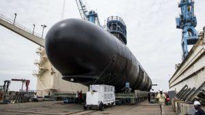 Okręt USS Indiana dla US Navy / Portal Stoczniowy