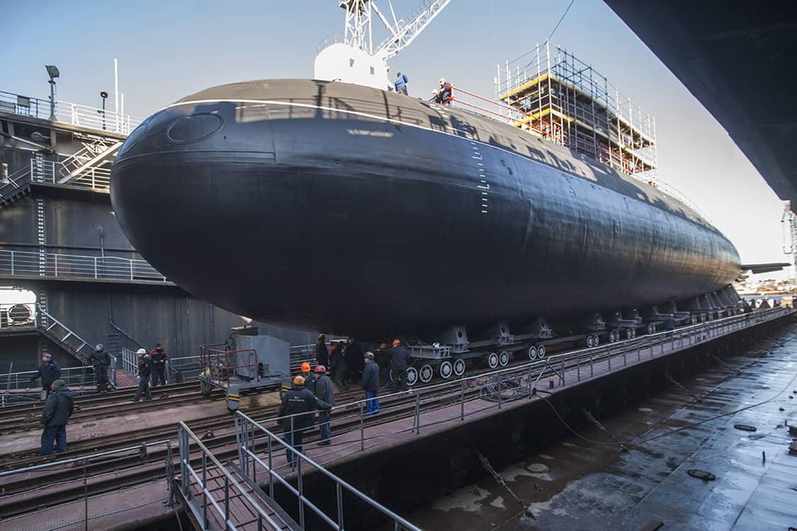 Nowe okręty podwodne dla Rosji / Portal Stoczniowy