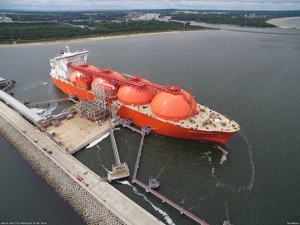Szef gazoportu w Świnoujściu: LNG ma coraz szersze zastosowanie w gospodarce