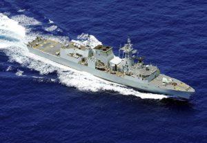 Rheinmethall fregaty Halifax / Portal Stoczniowy.