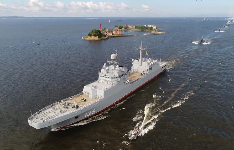 Rosja, przemysł stoczniowy / Portal Stoczniowy