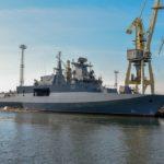 PGZ Stocznia Wojenna: ruszyły próby morskie Ślązaka, zgodnie z harmonogramem