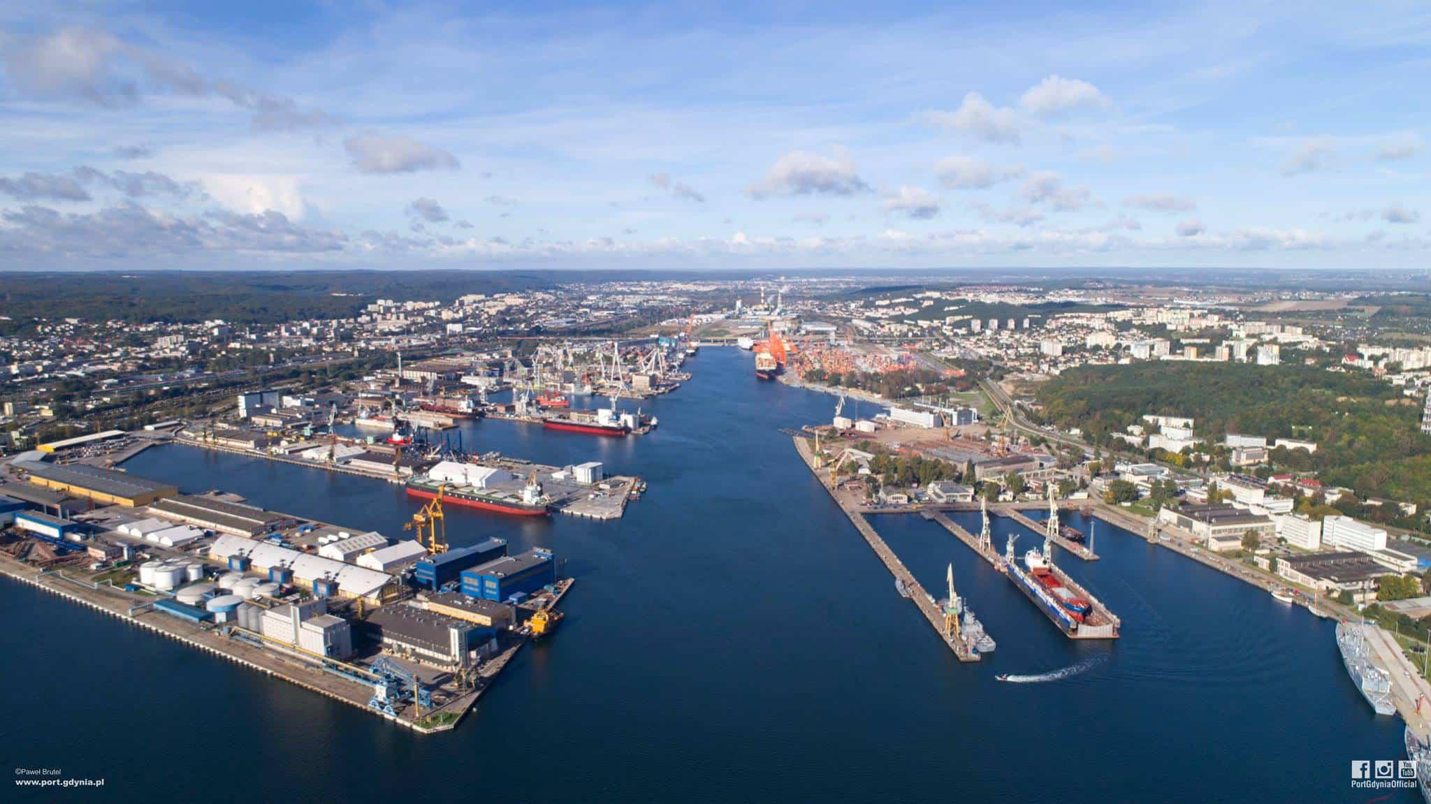 Port Gdynia wchodzi w LNG. Pomoże mu gazowy czempion