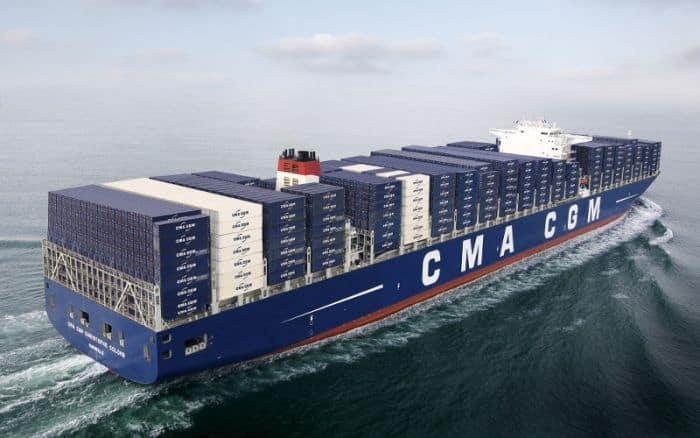 CMA CGM: 5 milionów euro na systemy uzdatniania wód balastowych od BIO-UV Group