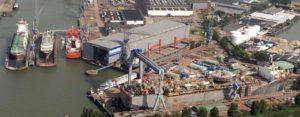 Holenderski przemysł stoczniowy / Portal Stoczniowy