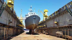 ORP Sarbsko, Centrum Morskich Technologii Miliatarnych / Portal Stoczniowy