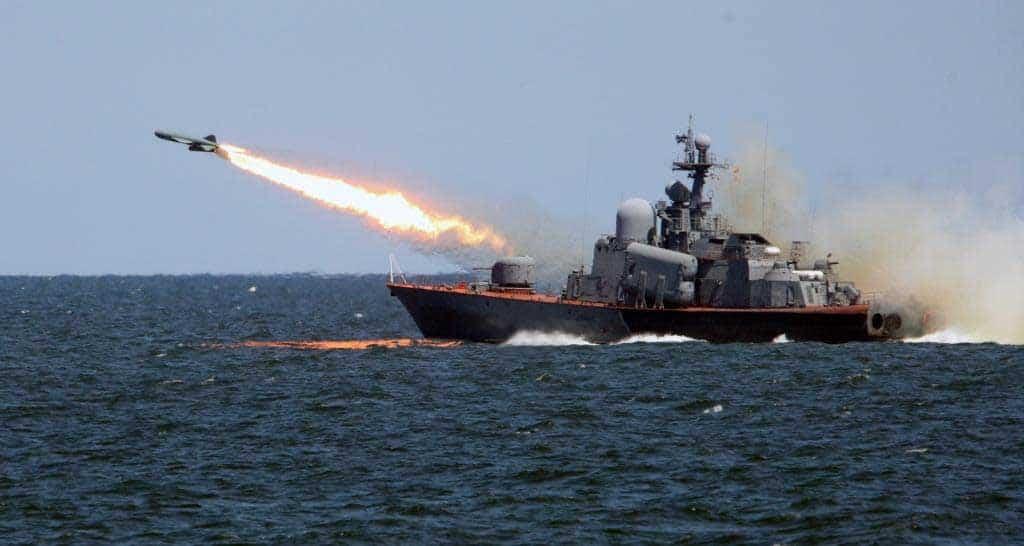 Rosja wprowadzi do służby dwa zmodernizowane okręty projektu 1241