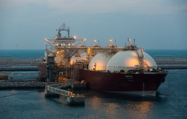 Total LNG / Portal Stoczniowy