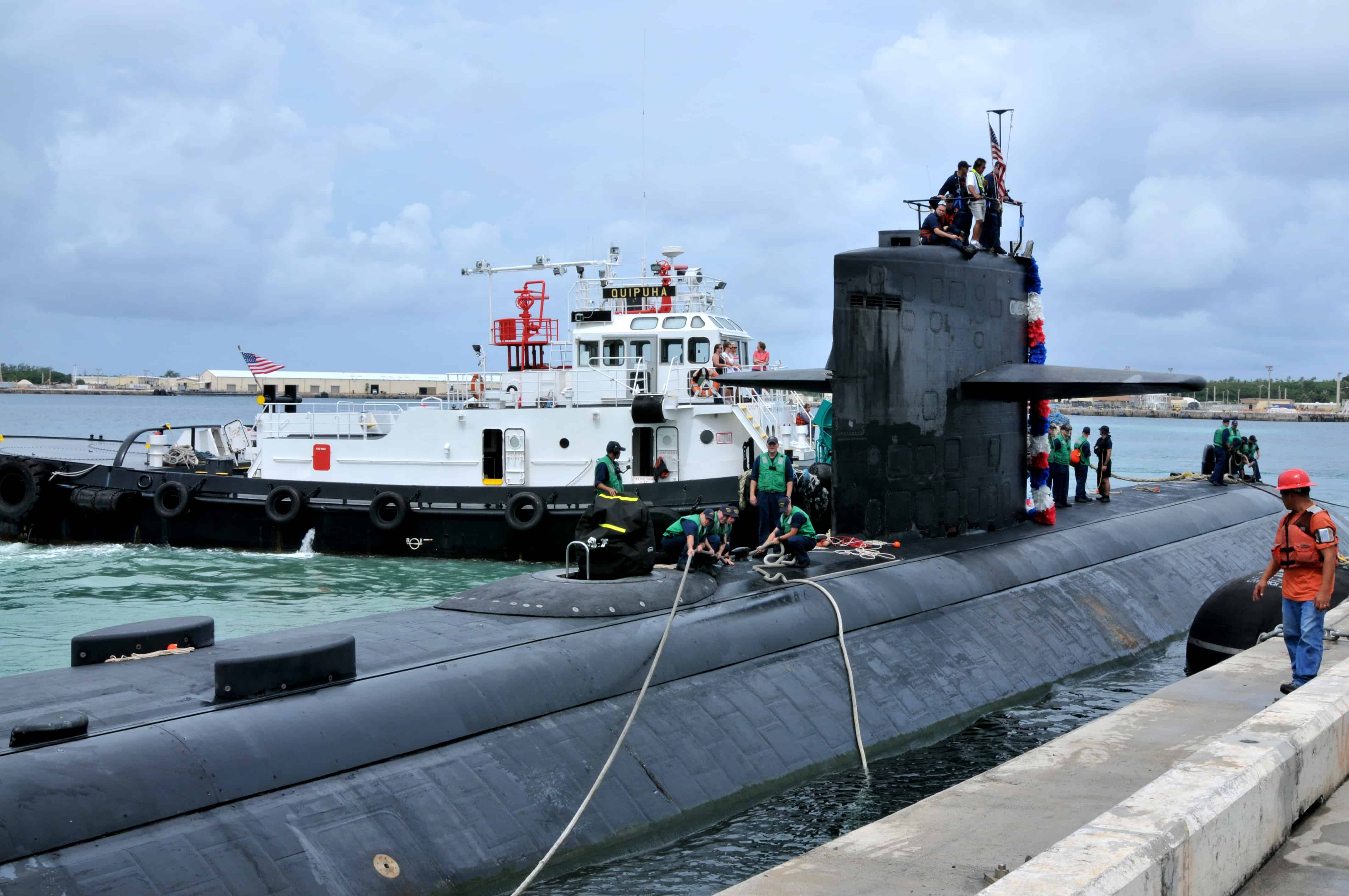 US Navy: 35-letni okręt za stary do służby, wylądował w muzeum