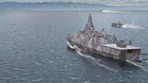 Saab w projekcie australijskiej fregaty / Portal Stoczniowy