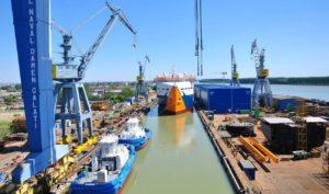 Damen Shipyards Galati