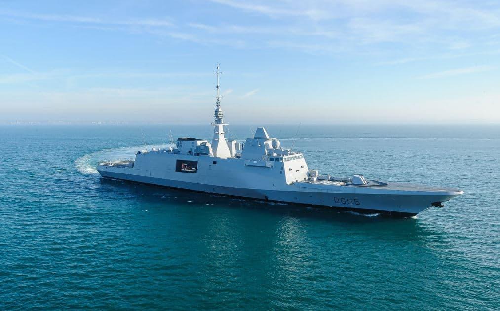 FREMM Naval Group / Portal Stoczniowy