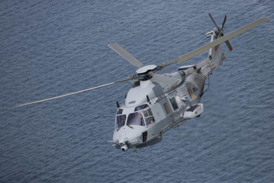 Prawie cztery miliardy dolarów na morskie śmigłowce NH90