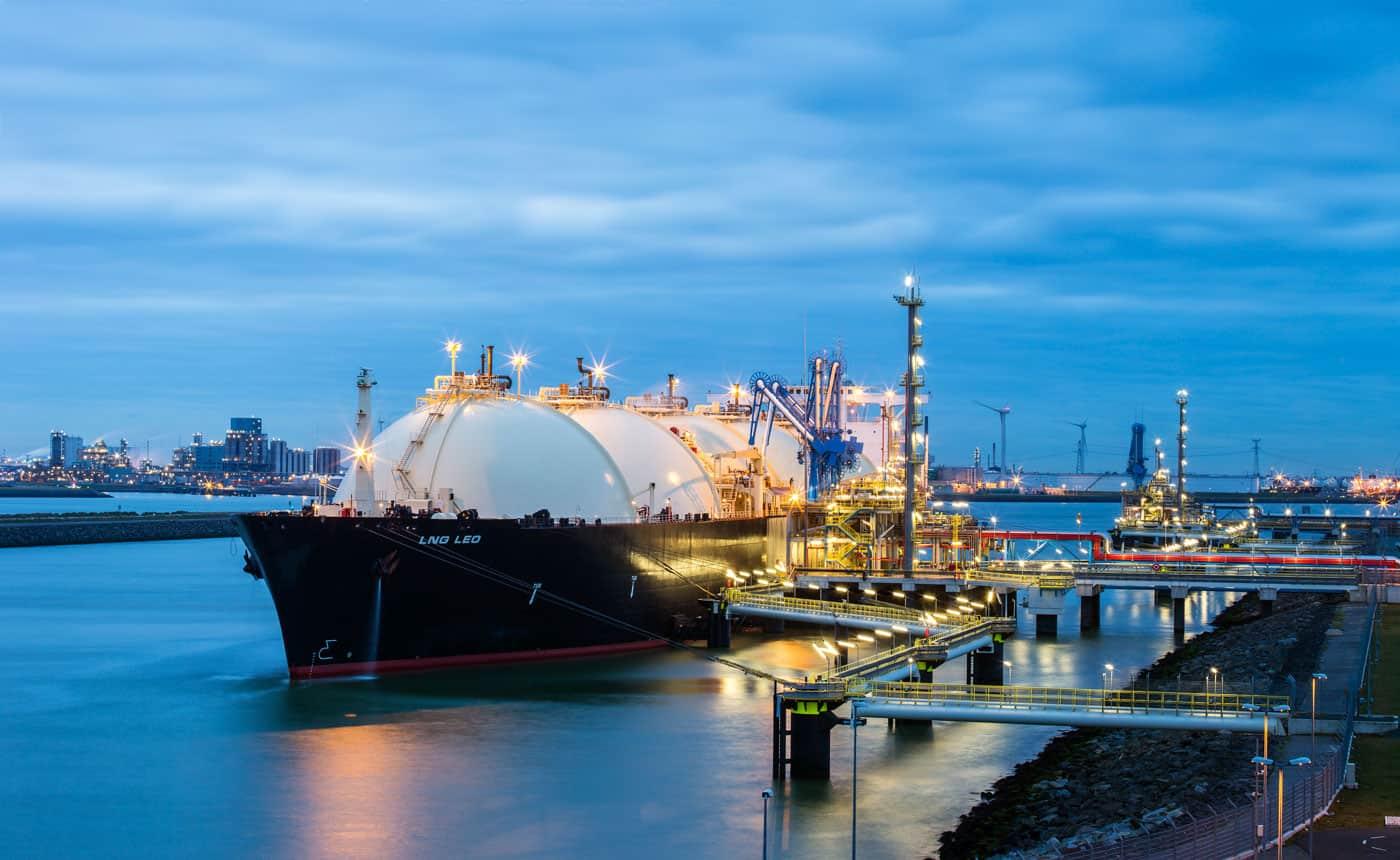 PGNiG: polska gospodarka konsumuje coraz więcej gazu LNG