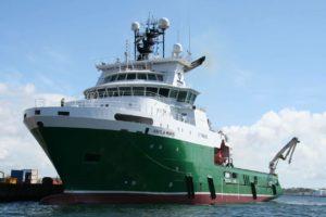 Statek Offshore / Portal Stoczniowy