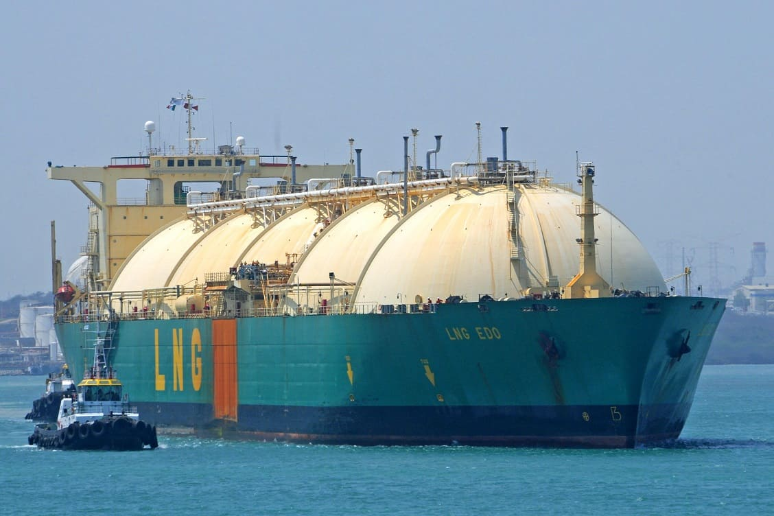 Bunkierki LNG / Portal Stoczniowy