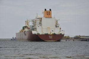 Gazowce LNG / Portal Stoczniowy