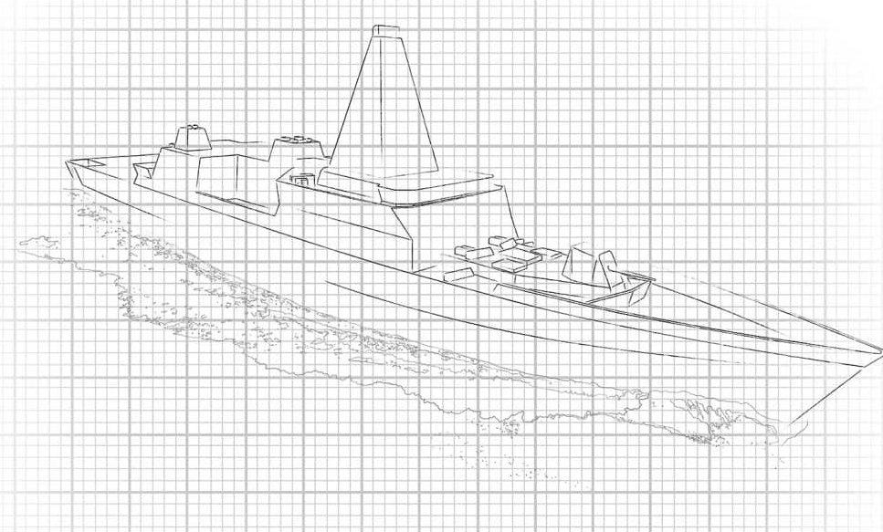 Niemcy powalczą o kontrakt na fregaty typu 31, ale czy mają szansę