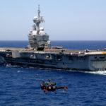 Francuski lotniskowiec Charles de Gaulle wraca na morze po remoncie