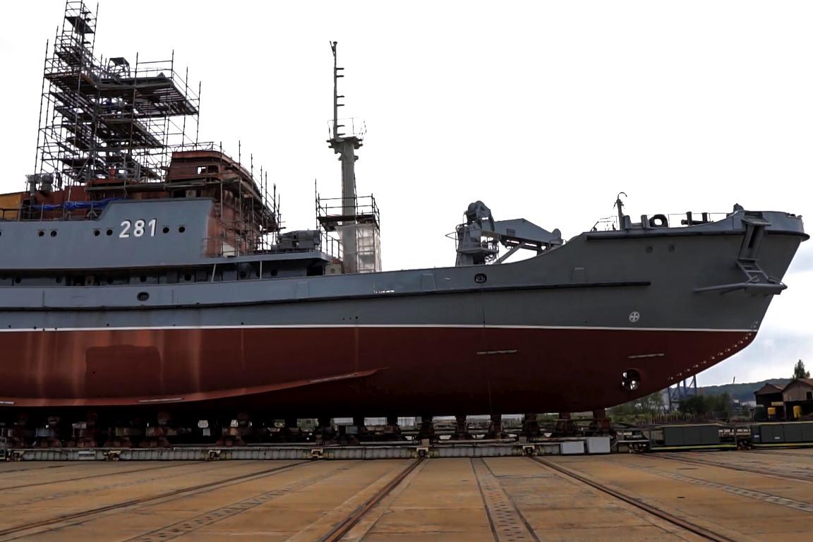 Generał Mirosław Różański o marynarce wojennej: jest bardzo źle [FRAGMENT KSIĄŻKI]
