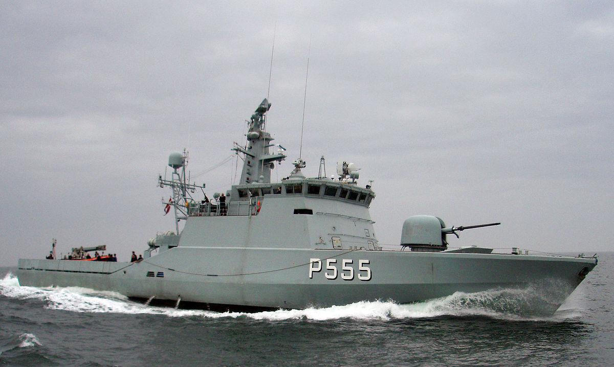 Ukraina kupi od Danii okręty dla marynarki wojennej?