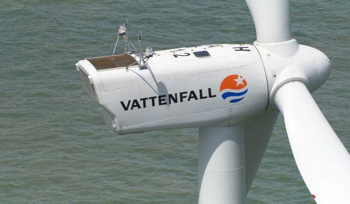 Vattenfall / Portal Stoczniowy