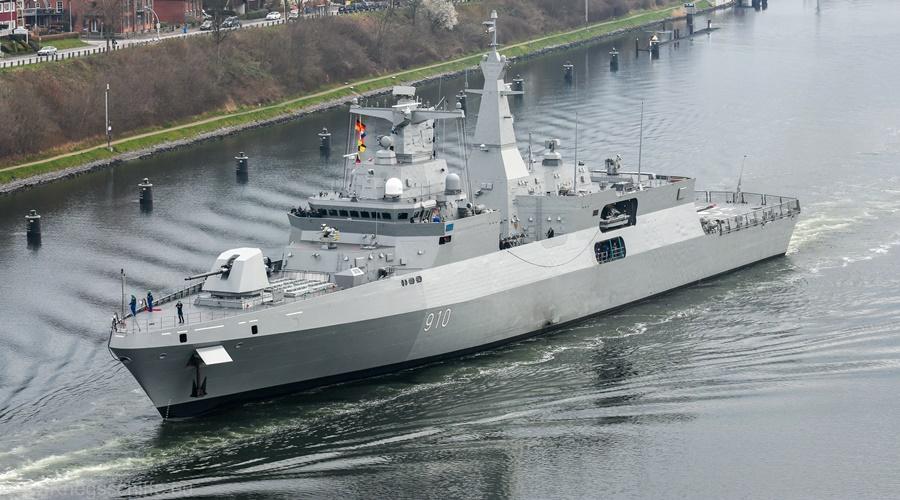 tkMS wygrywa wyścig po kontrakt na fregaty rakietowe dla Egiptu. Umowa podpisana