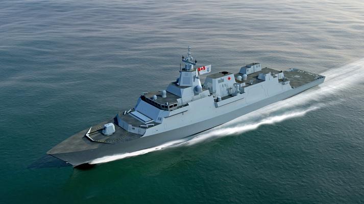 BAE Systems Type 26 / Portal Stoczniowy