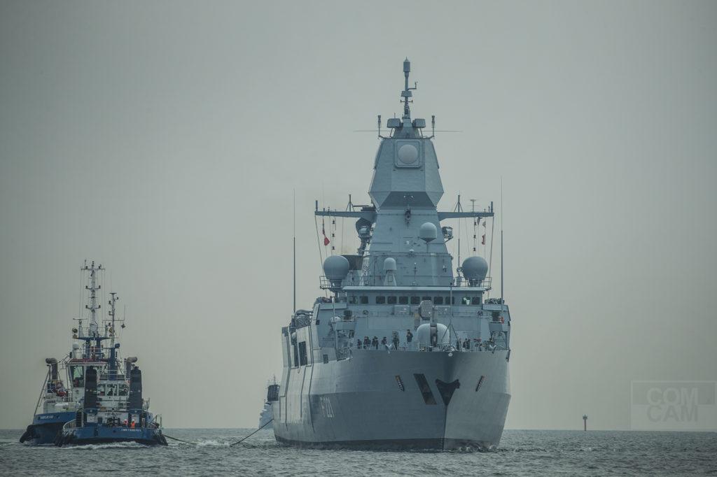 Okręty w Gdyni / Portal Stoczniow