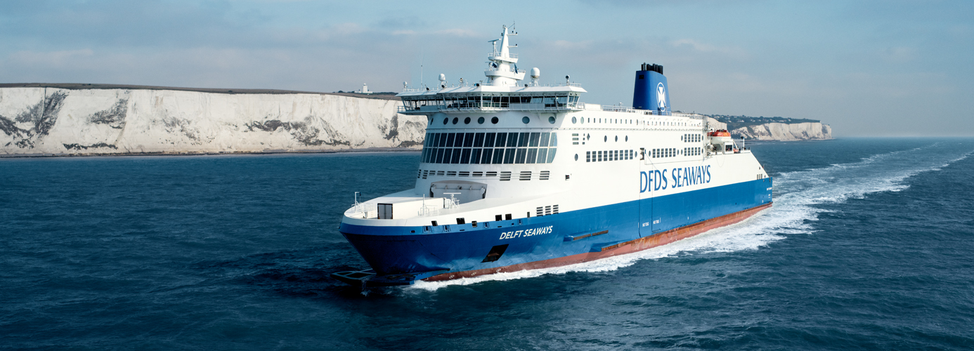 DFDS Calais Dunkierka Dover / Portal Stoczniowy