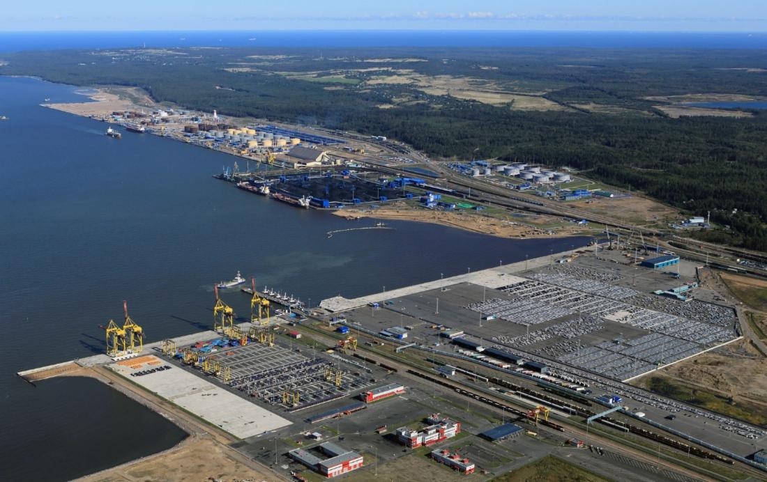 Gazprom i Shell pracują nad koncepcją terminala LNG nad Bałtykiem