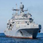 Marynarka wojenna: dostawa rosyjskiego okrętu desantowego przesunięta na przyszły rok