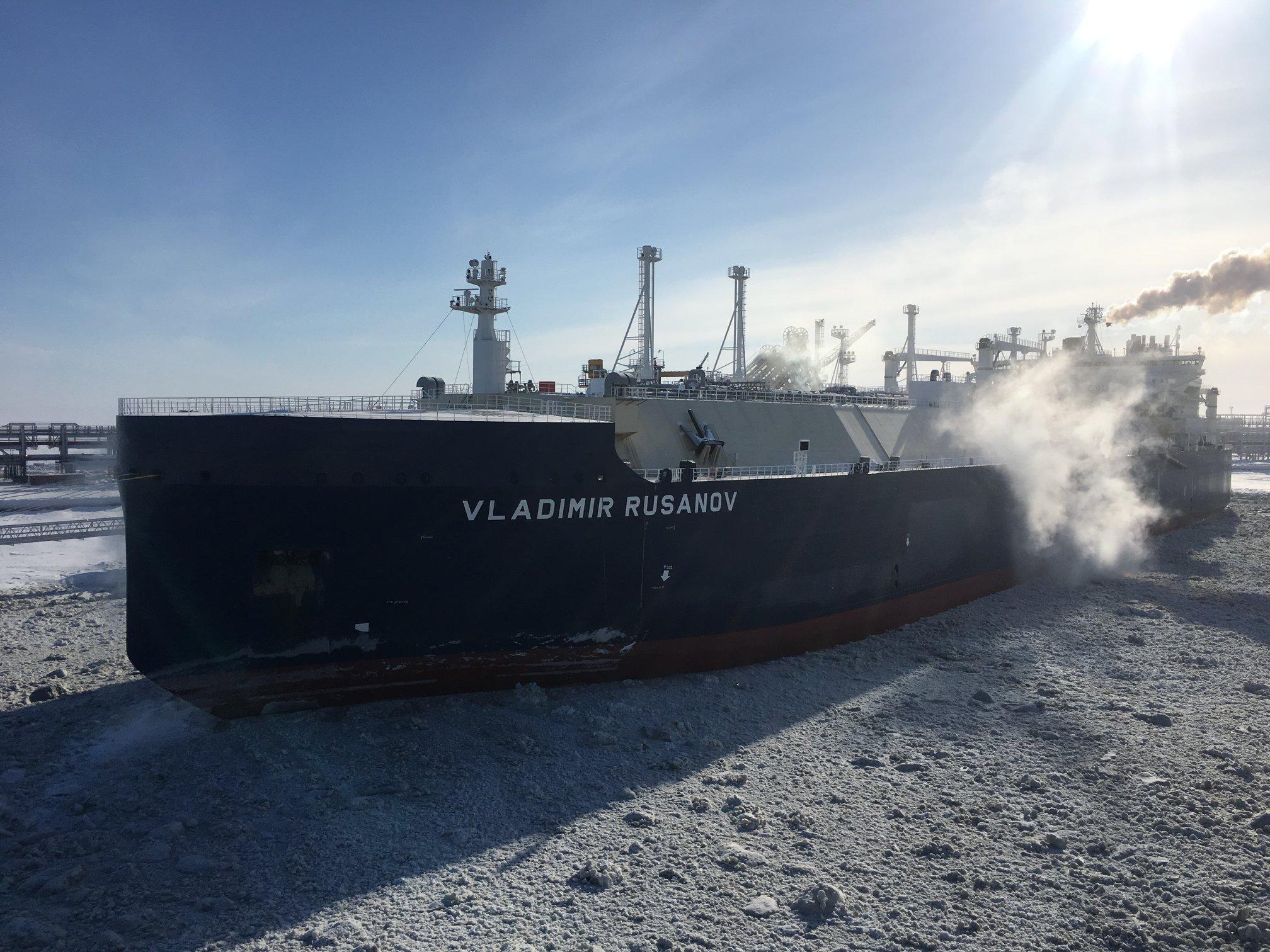 Novatek LNG / Portal Stoczniowy