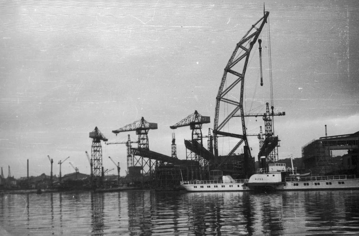 Port Gdynia / Portal Stoczniowy, NAC