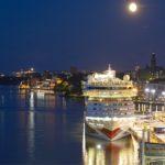 W Szwecji też rekord: ponad 600 tys. turystów przypłynęło do Sztokholmu