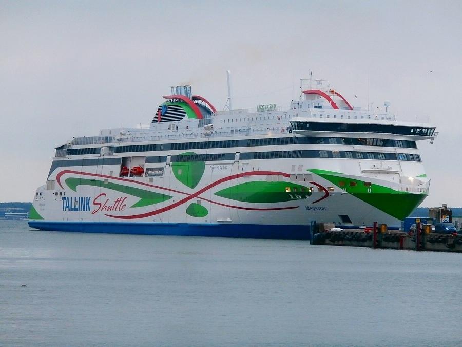 Megastar Tallink / Portal Stoczniowy
