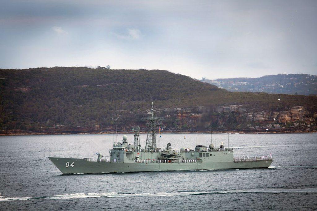 Fregaty Adelajda / Portal Stoczniowy