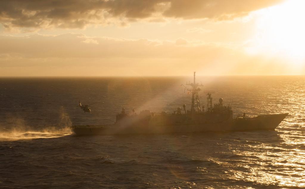 Fregaty Oliver Hazard Perry dla Ukrainy / Portal Stoczniowy