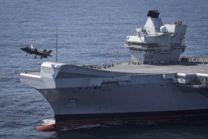 HMS Queen Elizabeth / Portal Stoczniowy