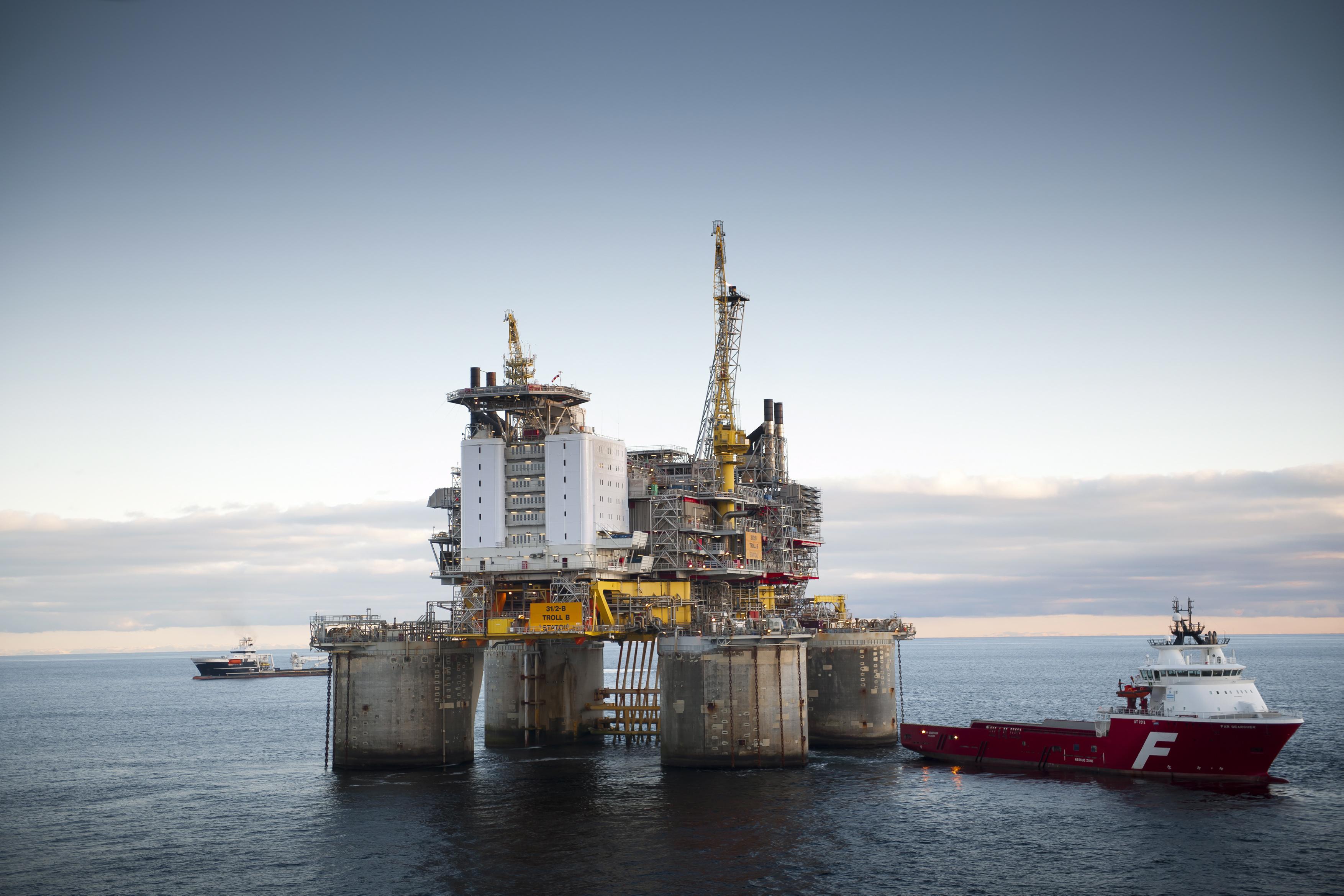 PGNiG Norwegia / Przemysł stoczniowy