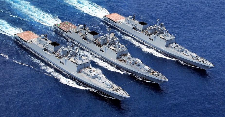 Fregaty dla Indii / Portal Stoczniowy