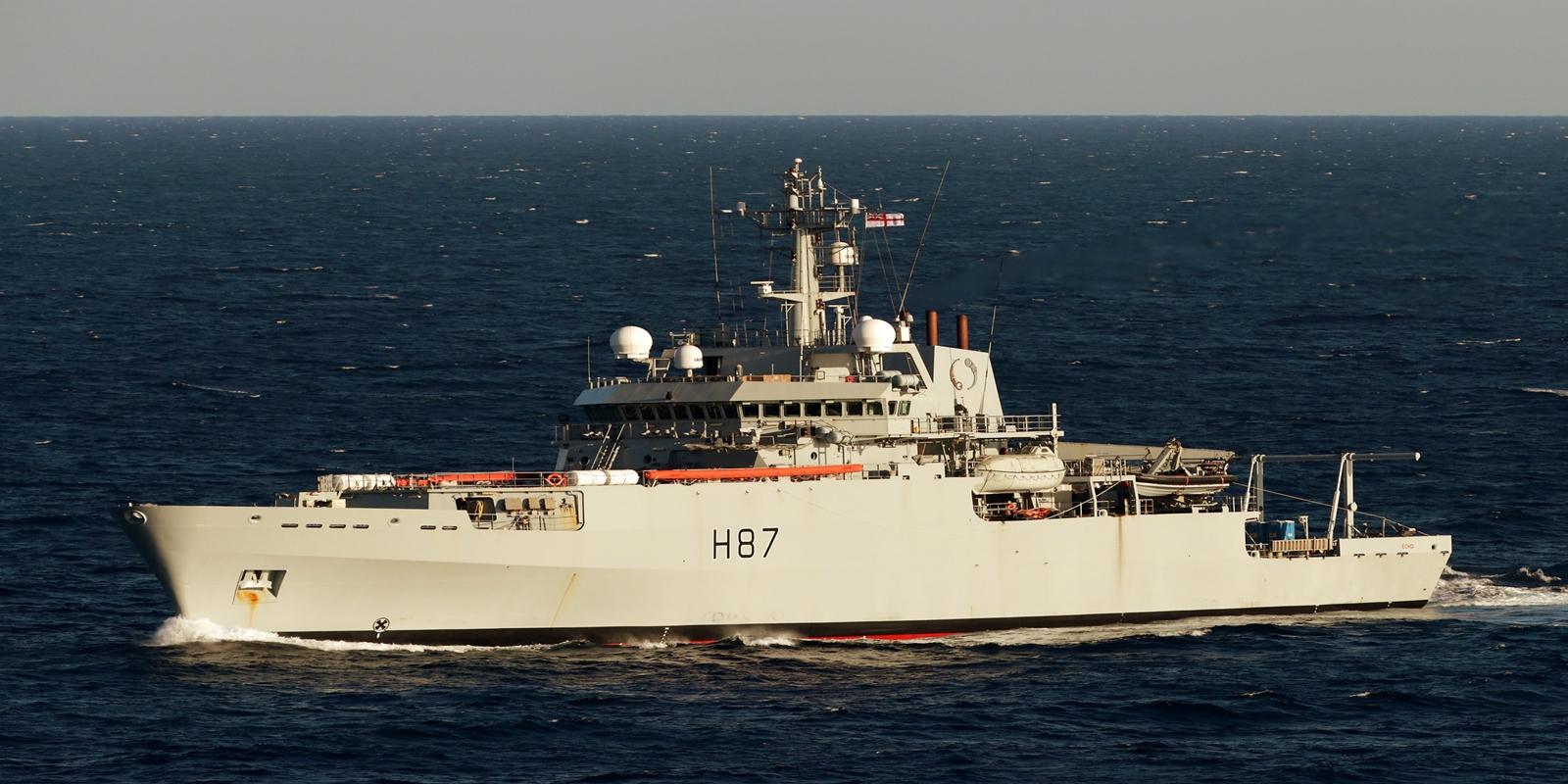 HMS Echo / Portal Stoczniowy